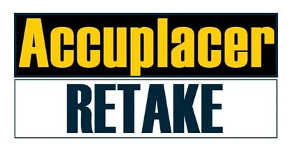 Picture of Accuplacer Retake Test