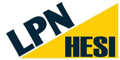 Picture of HESI - Practical Nursing (PN) - Pre-Admission Test