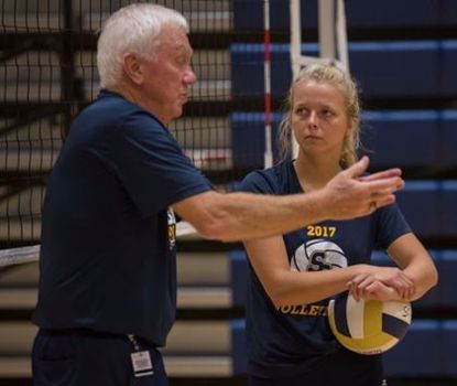 Picture of 2019 SC4 Spring Volleyball Clinic (for girls)
