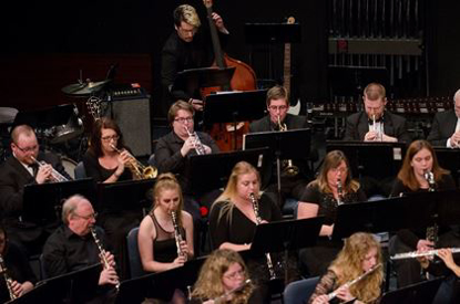 Picture of SC4 Symphonic and Jazz Bands - 19/20