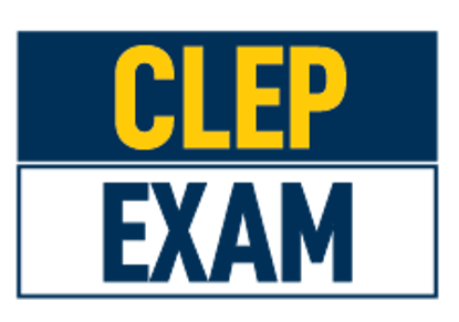 Picture of CLEP Exam